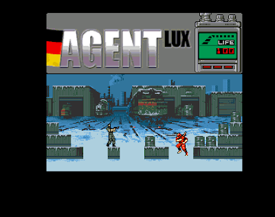 Agent Lux: Mission Europe