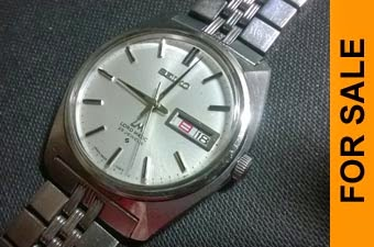 Vintage: Seiko Lord Matic 5606-7000 25j