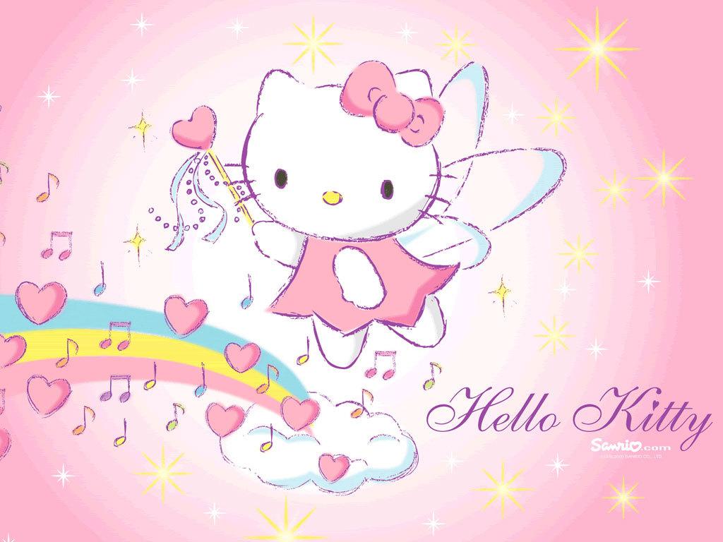 Kumpulan Gambar Hello Kitty Terbaru