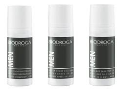 Skincare brand Biodroga introduces new menswear products