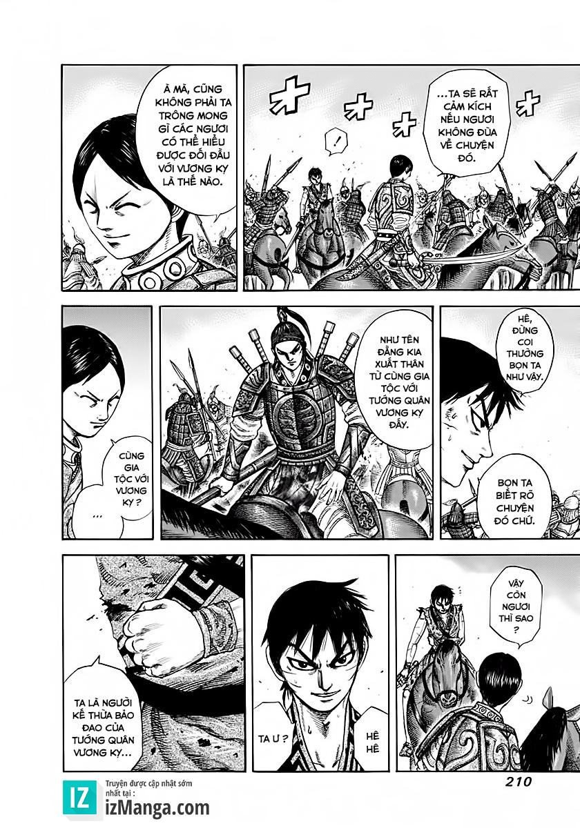 Kingdom – Vương Giả Thiên Hạ (Tổng Hợp) chap 217 page 18 - IZTruyenTranh.com