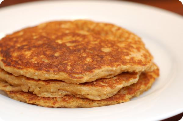 The Cooking Writer's Block: Gluten Free Oatmeal Pancakes