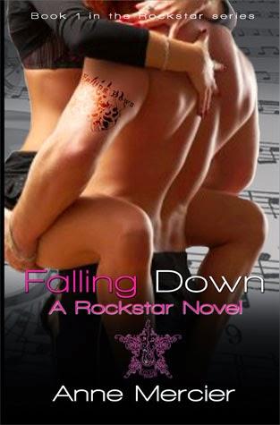 Falling Down: A Rockstar Novel
