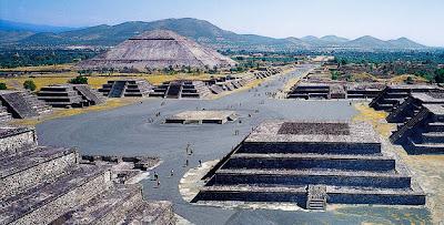 ciudad de los dioses en mexico