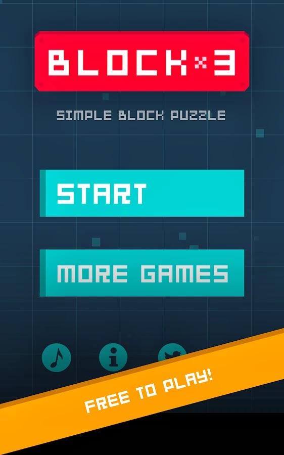 Block x3 para android y ios