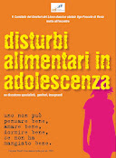 I disturbi alimentari in adolescenza