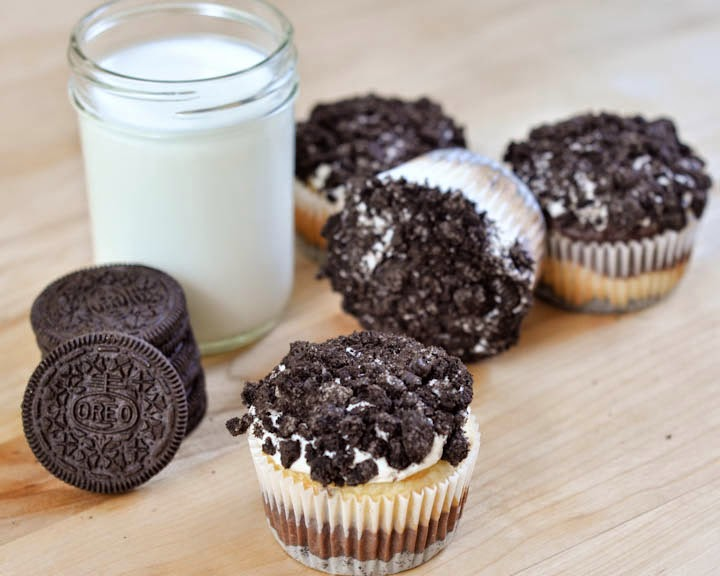 Easy Cookies And Cream Cupcake Recipe