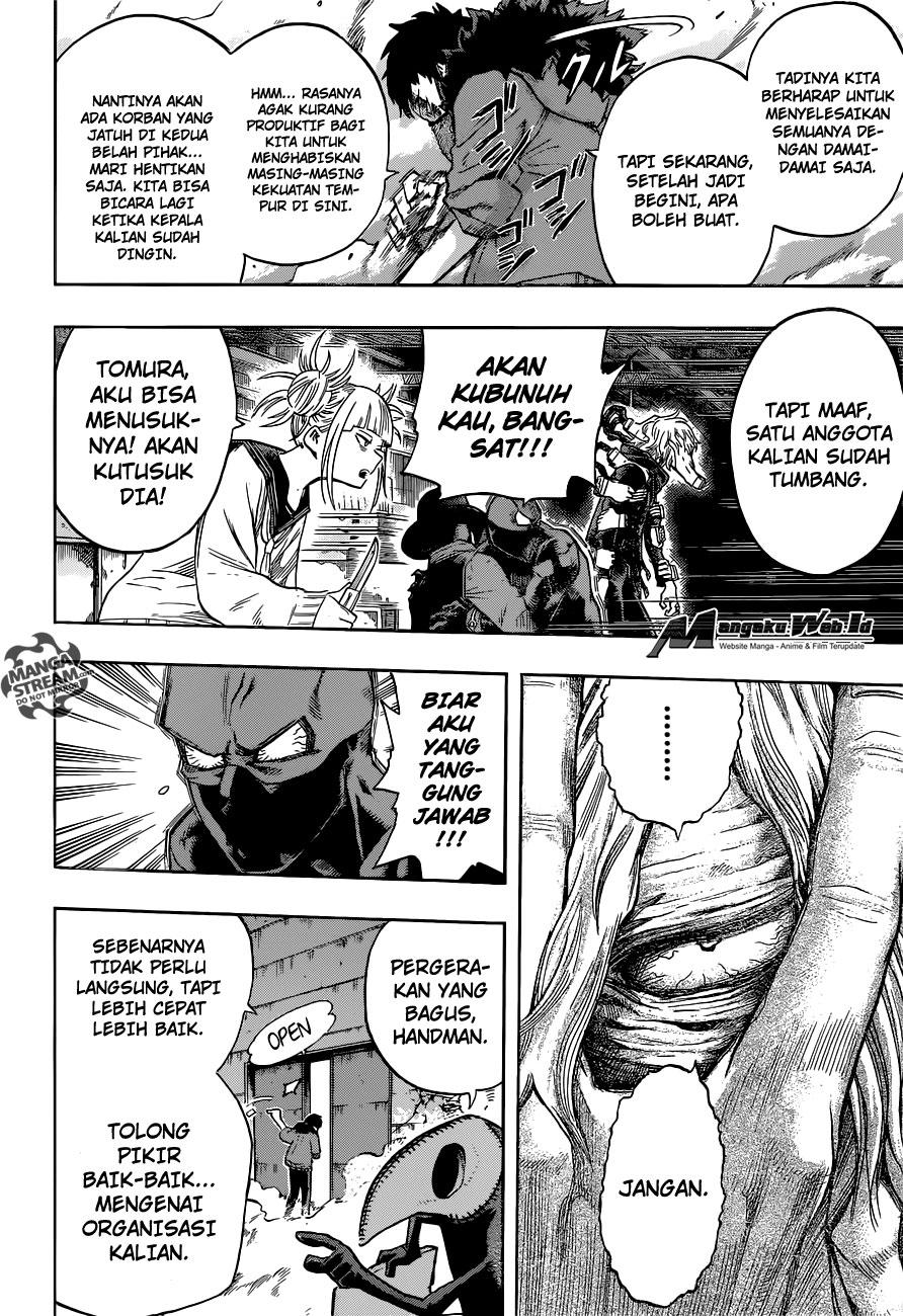 Boku no Hero Academia Chapter 125-16