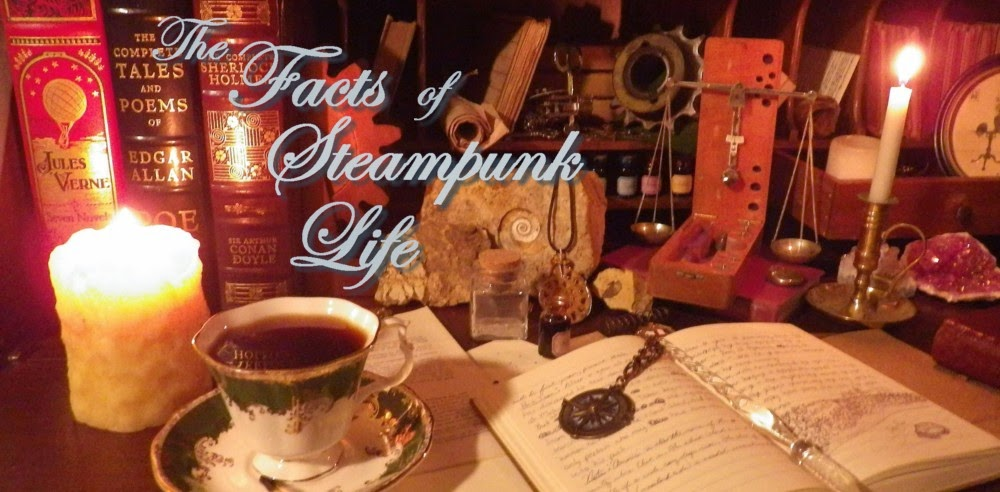 The Facts of Steampunk Life