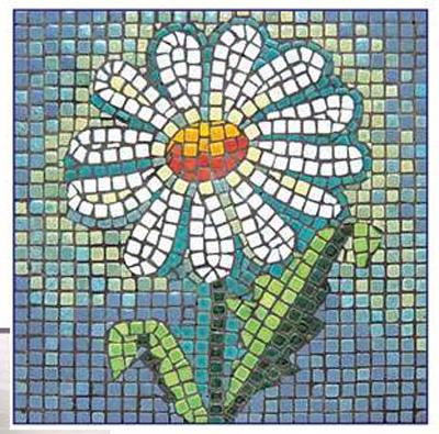 thais cibele arte total mosaico On fotos para mosaicos
