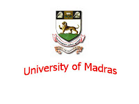 madras university examination results 2012