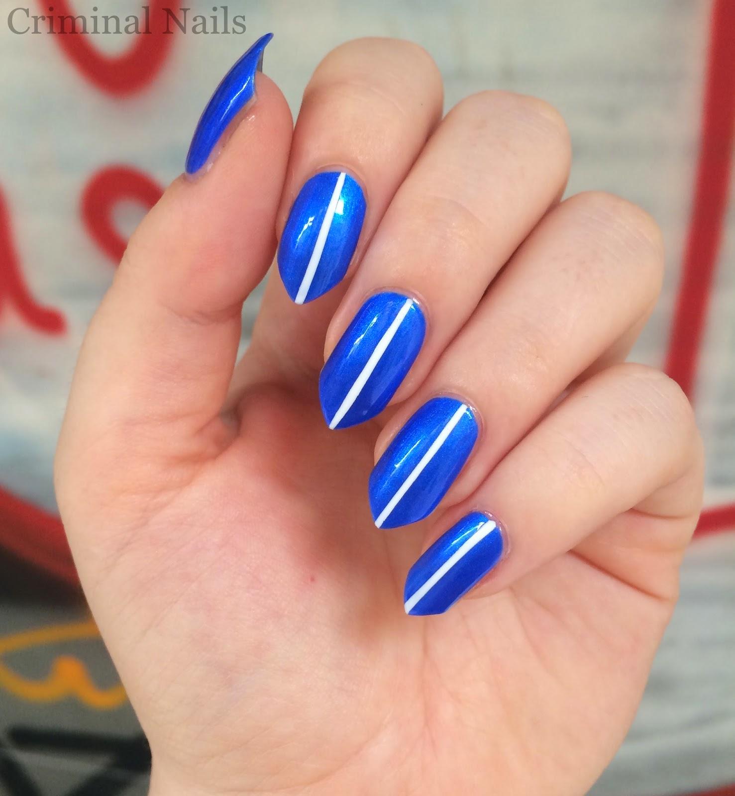 Criminal Nails: Kiko Quik Dry 380