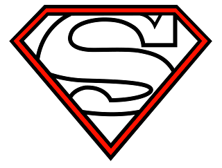 How To Draw Superman Logo Step 5