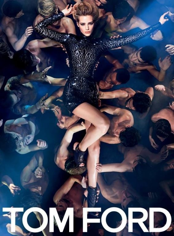 tom ford spring summer 2014 ad campaign