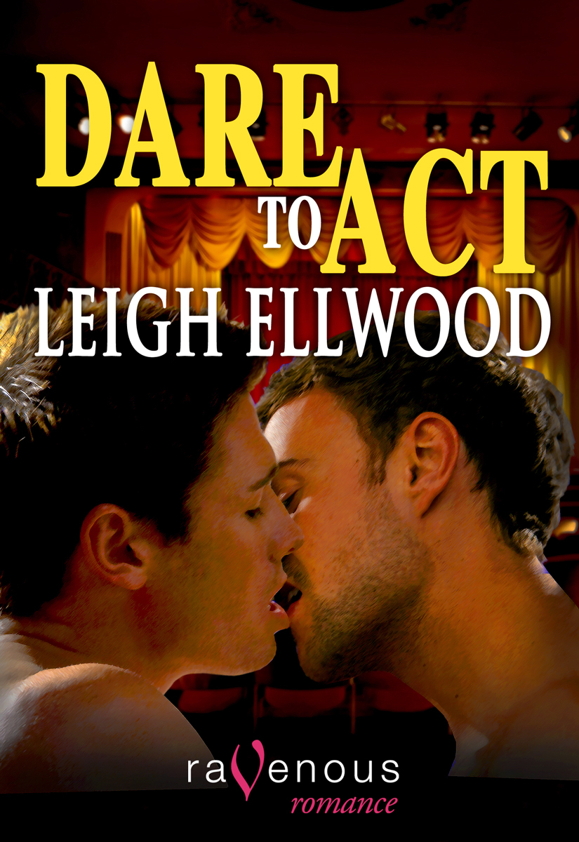 At long last, I'm pleased to announce the release of DARE TO ACT, ...