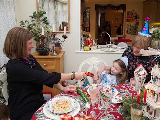 ¿Cómo se celebra la navidad en Inglaterra?