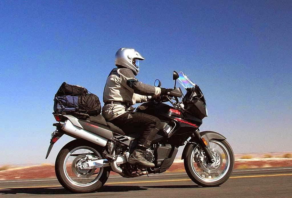 Aprilia ETV 1000cc Caponord Bikes