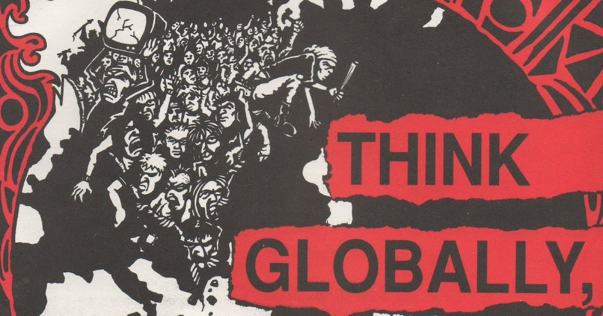 Think globally kiss locally - 3 part 1