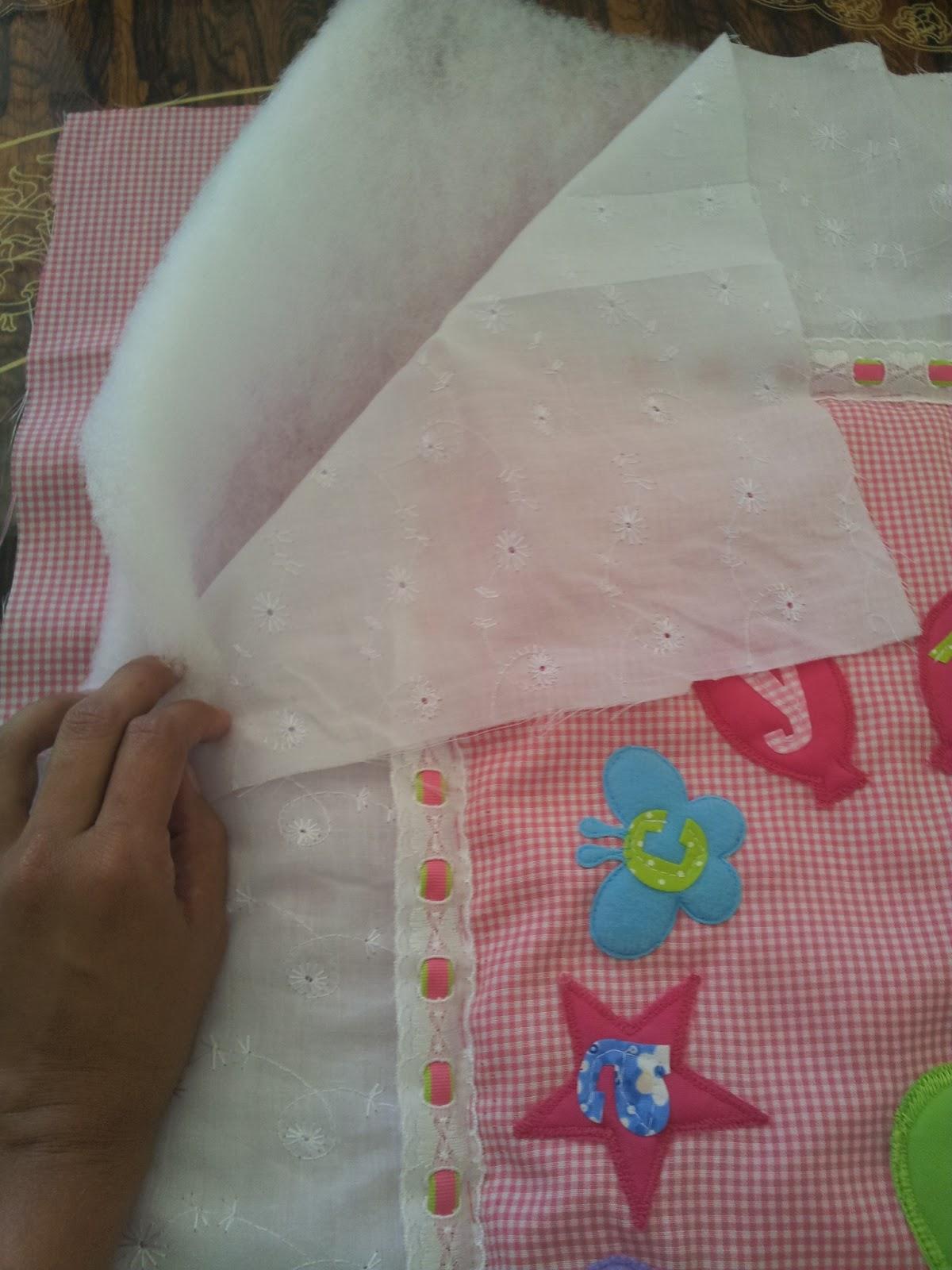 Cobertor y cojines para cuna de bebé   Conforter doble faz