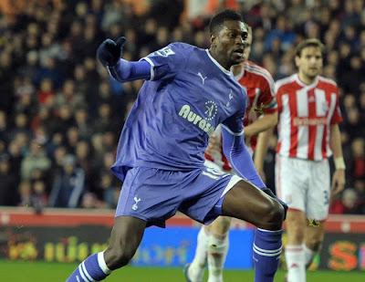 Stoke City 2 - 1 Tottenham (2)