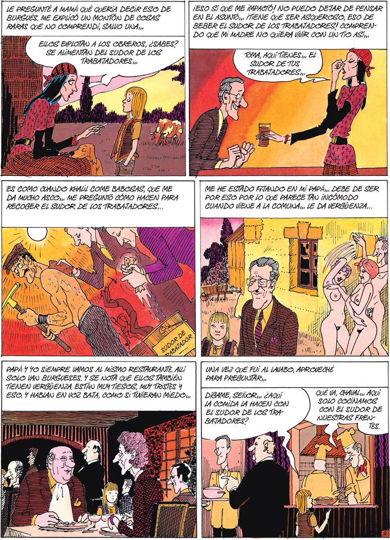 #LibrosPOP | Las cosas de la vida (Integral) - Gérard Lauzier (Mi mamá, mi papá y mi comuna)