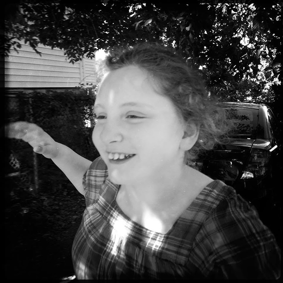 Rarer in Girls...My Daughter with Autism