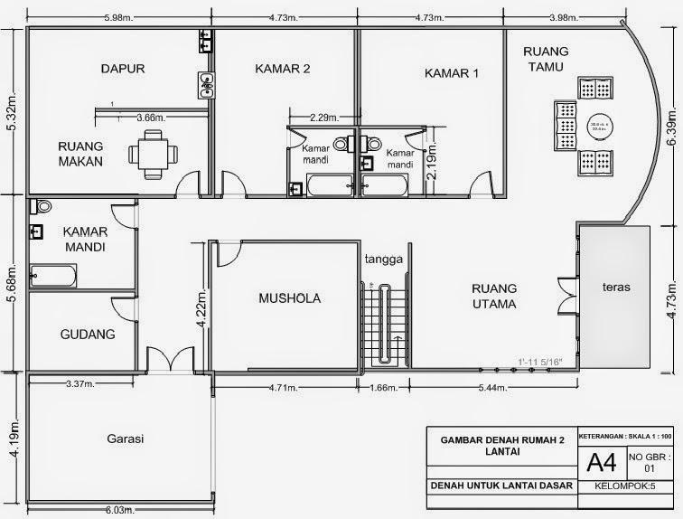 Menggambar rancangan instalasi listrik untuk rumah 2 tingkat dengan stc sharing ccuart Images