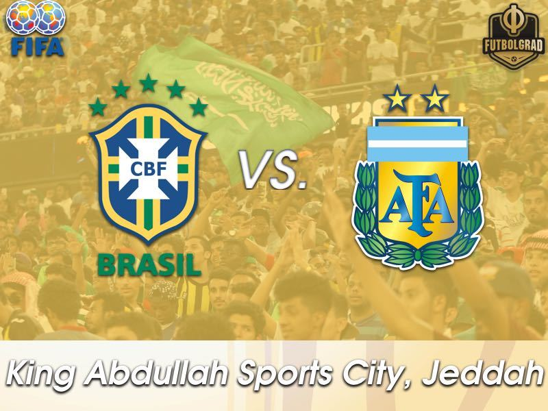 Watch Brazil Vs Argentina Live Without Any Apps Live Streaming International Friendly