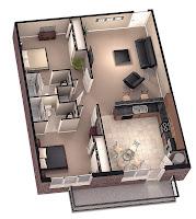 3d Floor Plan7