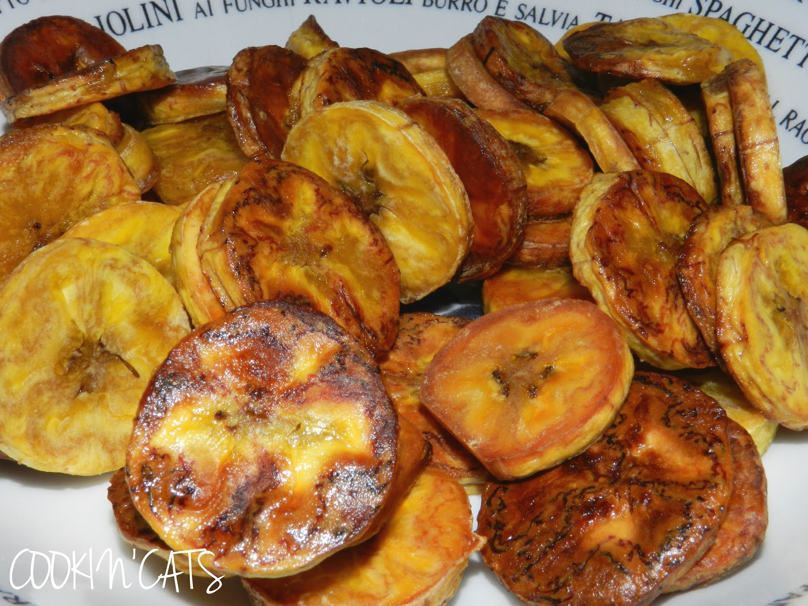 banane plantain cuisson vapeur