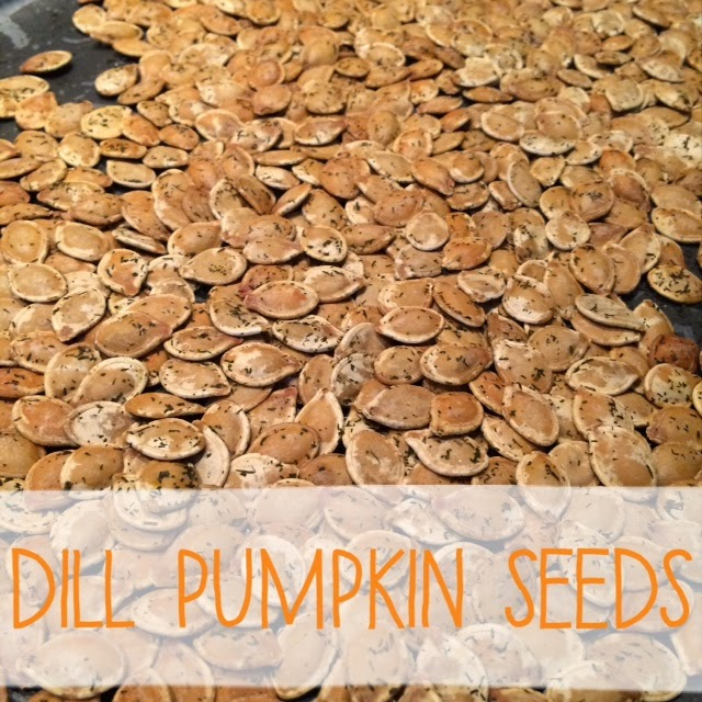 Dill Pumpkin Seeds - Snack Food - LeroyLime