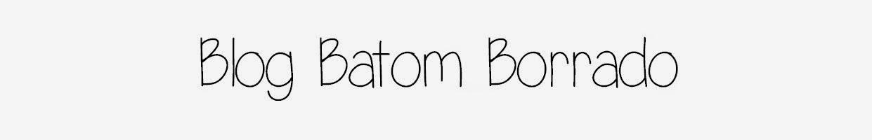 Batom Borrado
