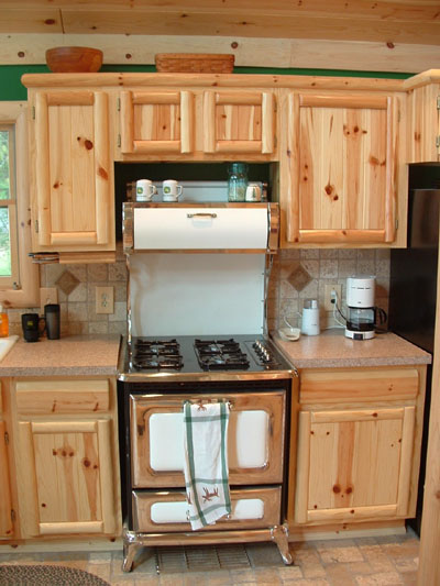 How To Select Knotty Pine Kitchen Cabinets And