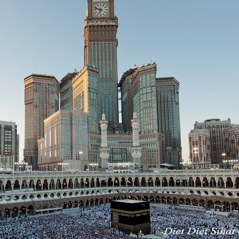 masalah kesihatan ibadat haji