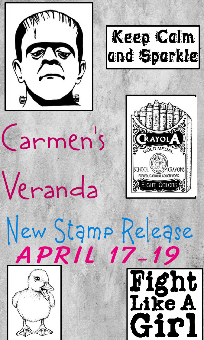 New LCD/CV Stamp Release
