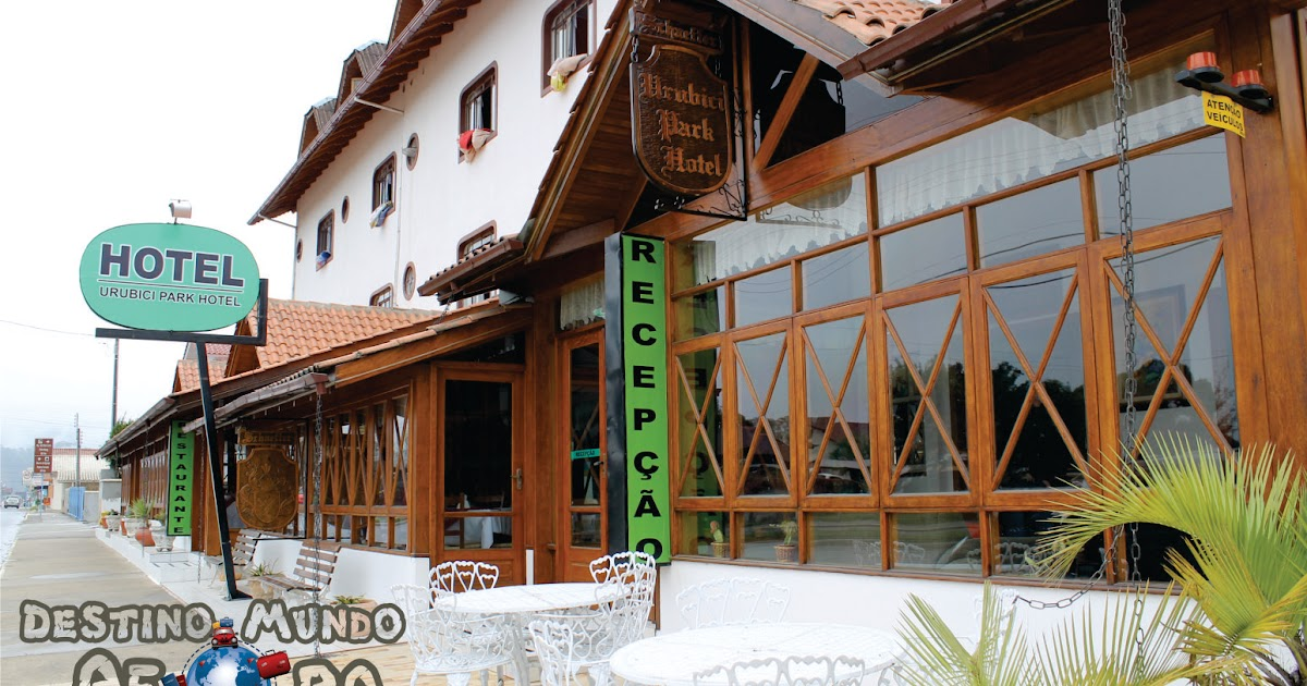 Urubici Park Hotel: conforto e aconchego na serra catarinense