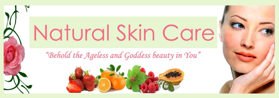 """Natural Beauty Skin Care You Love"""