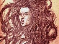 gambar penampakan Hantu Aswang - Blog Misteri Beda Dunia