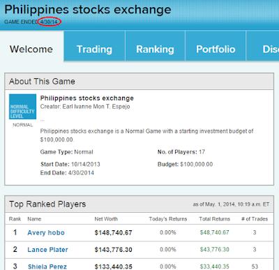 Free Stock Trade Simulator