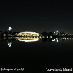 Night At Putrajaya Lakeside