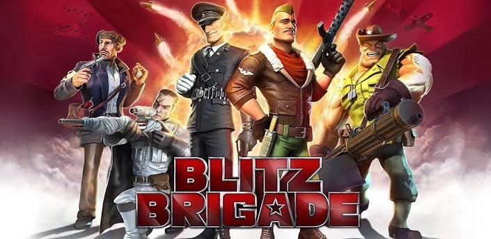 Blitz Brigade - FPS on-line! Apk v1.2.0t + Data Free [Gameplay / Torrent]
