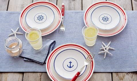 Sur la Table Seaside Collection Summer 2014