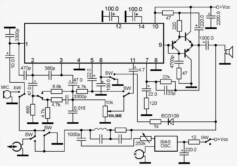 amplifiercircuit info