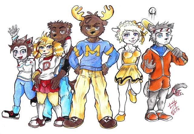 the get along gang por Luichemax