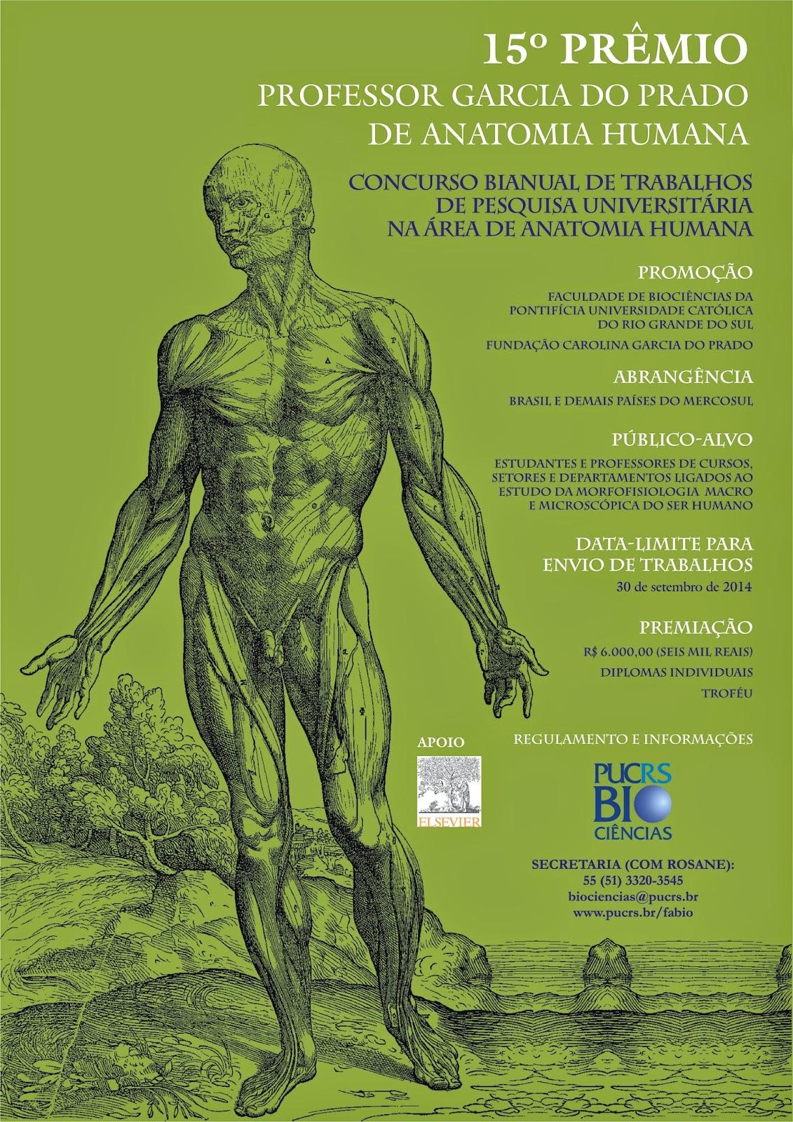 Vistoso Anatomía Y Fisiología Humanas Concursos Cresta - Anatomía de ...