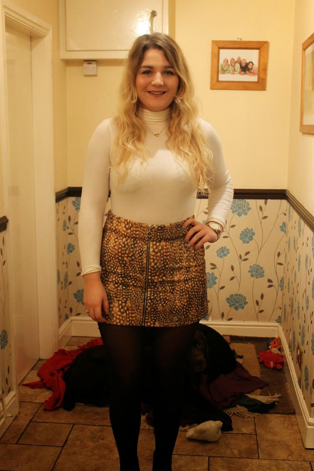 Topshop Bambi Skirt