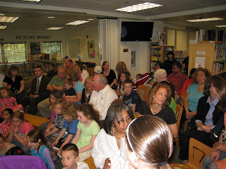 2011 Kinnelon Poetry Contest Audience