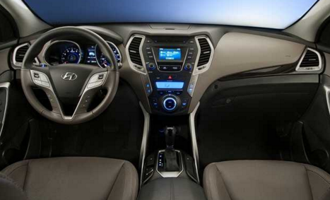 2017 Hyundai Santa Fe Redesign