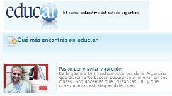 Entrevista en Educ.ar