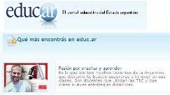 Entrevista en Educ.ar